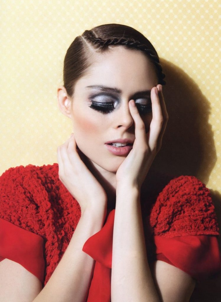 make-up Silvana Belli Coco Rocha