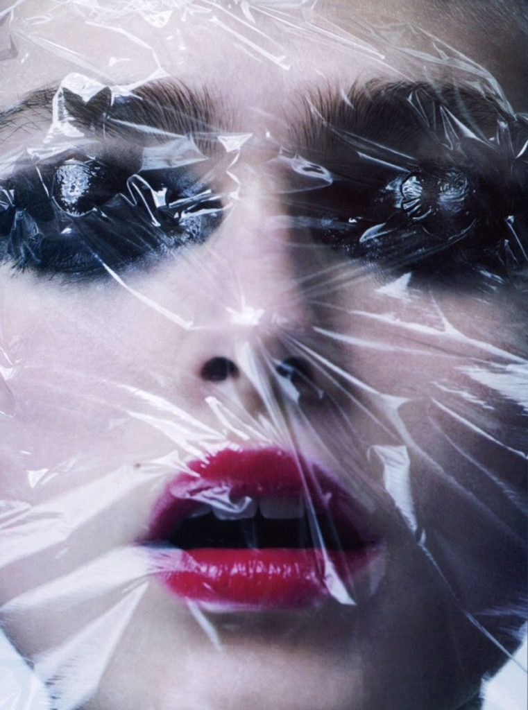 marie claire italia photographer Max Cardelli make-up Silvana Belli