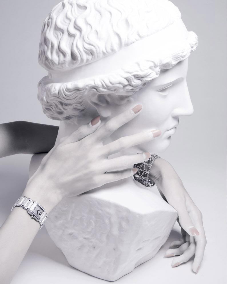 Flair magazine Photographer Gabriele Inzaghi manicure Annie Ghizzoni