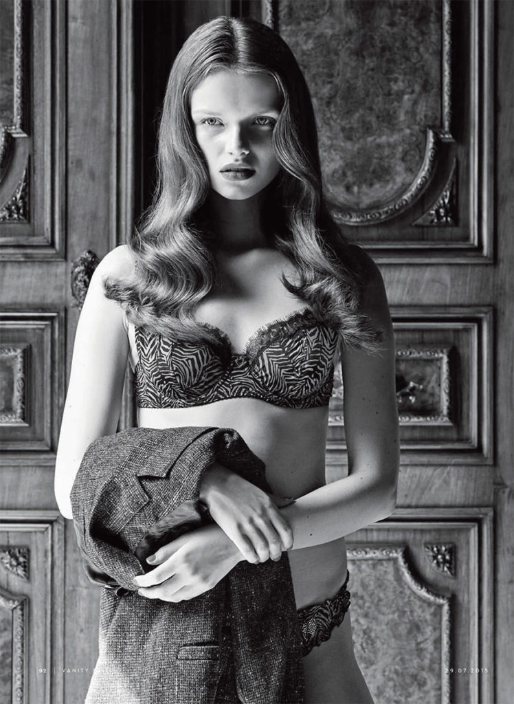 Vanity fair photographer Pamela Hanson make-up Sissy Belloglio