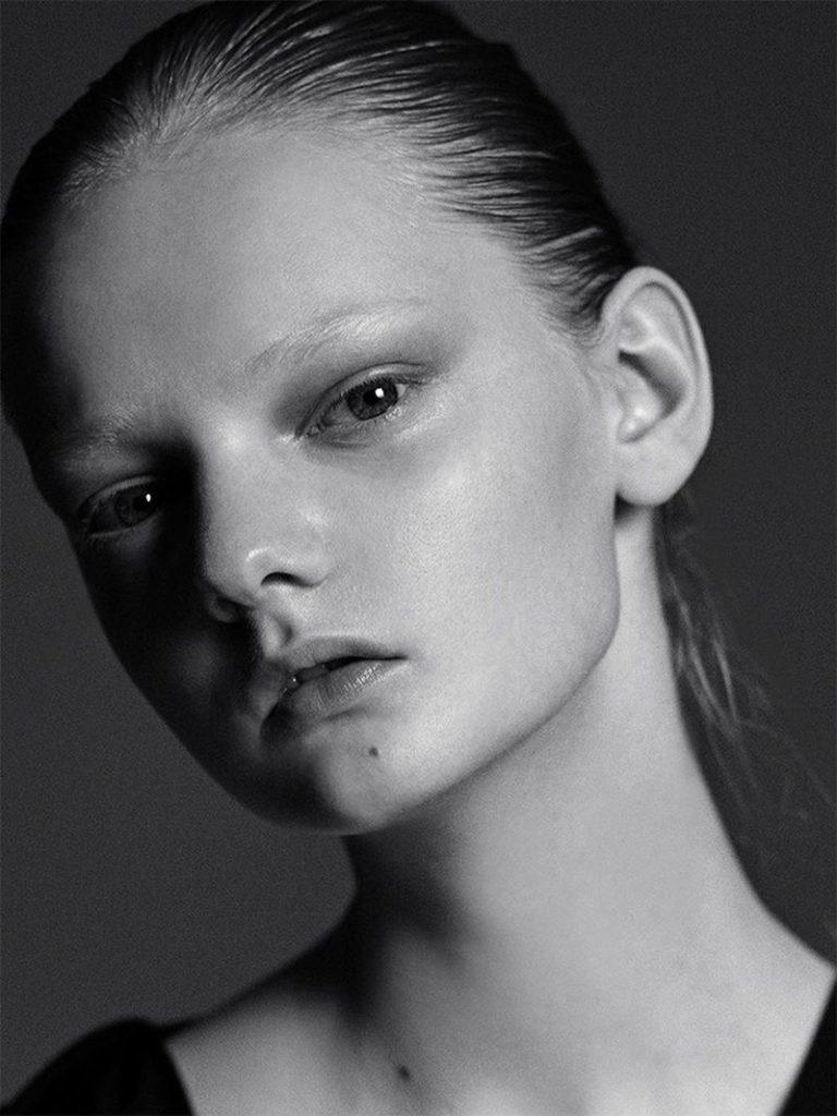 Beauty photographer Giorgio Codazzi make-up Giovanni Iovine