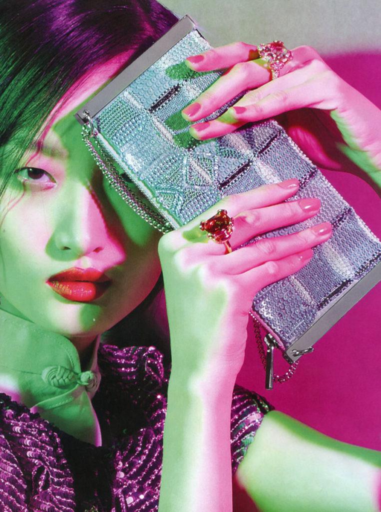 Amica Photographer Giovanni Gastel manicure Annie Ghizzoni