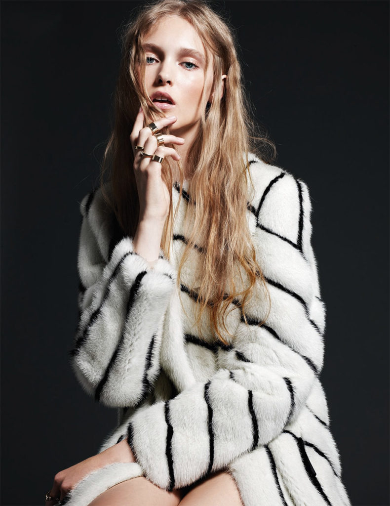 editorial photographer Dario Catellani make-up Sissy Belloglio