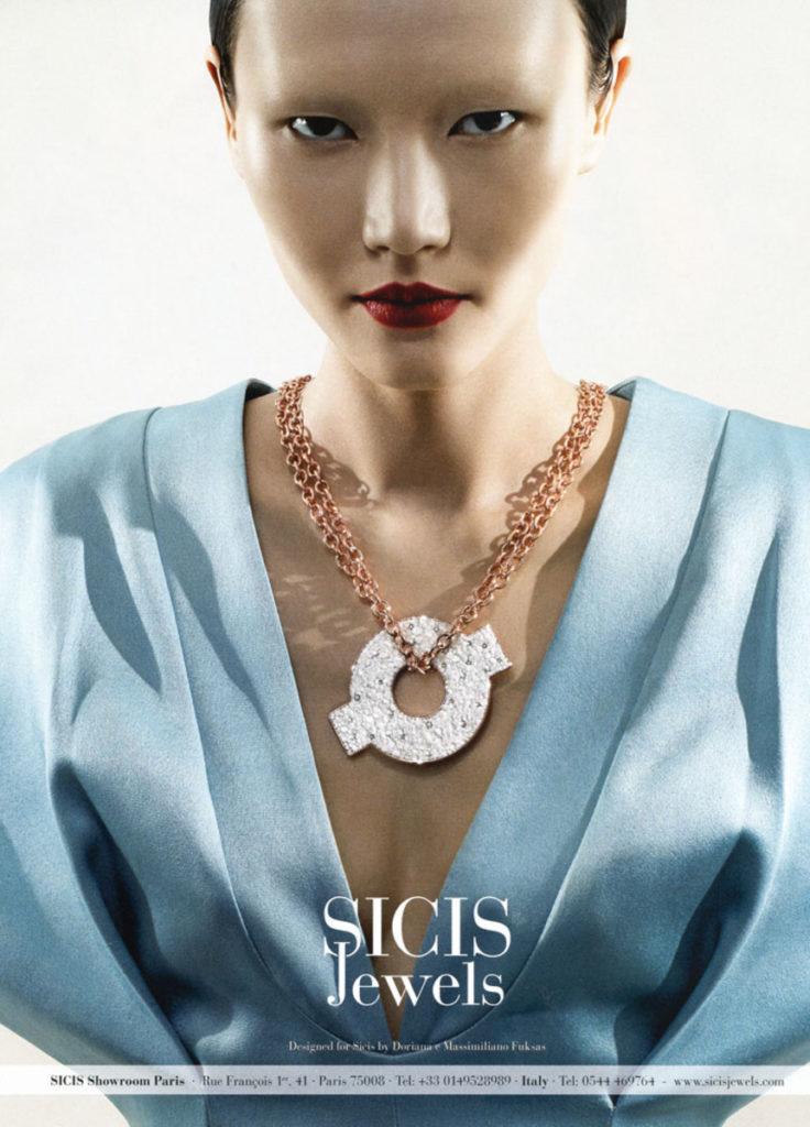 Sicis make-up Roman Gasser