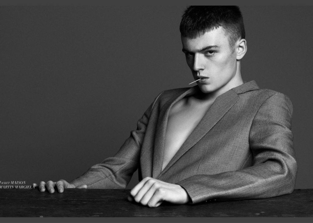 Red Milk photographer Giorgio Codazzi make-up Giovanni Iovine