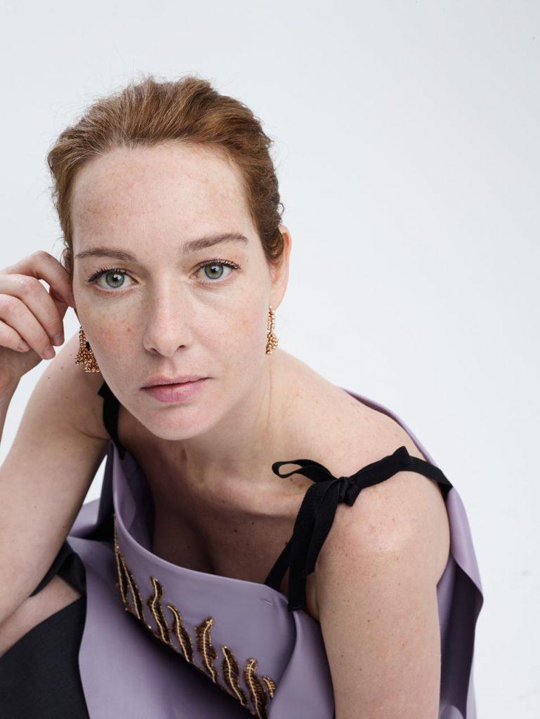 Io Donna make-up Roman Gasser Cristiana Capotondi