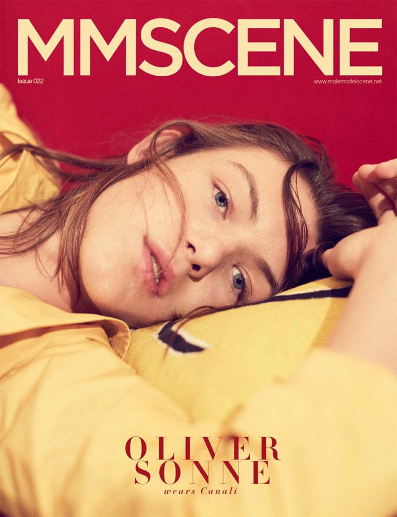 Mmscene make-up Roman Gasser Oliver Sonne