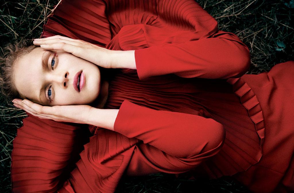Elle mexico photographer Fabio Leidi make-up Roman Gasser