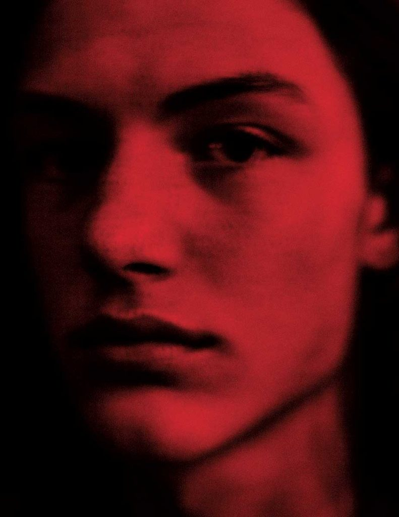 Mmscene photographer Fabio Leidi make-up Roman Gasser Oliver Sonne