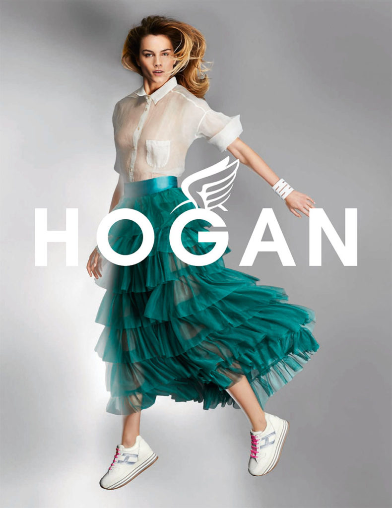 Hogan make-up Silvana Belli