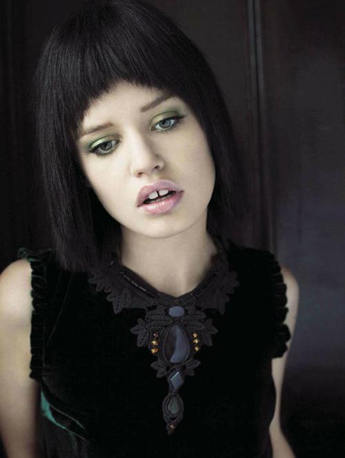 Vogue Italia styling Giulio Martinelli Georgia May Jagger