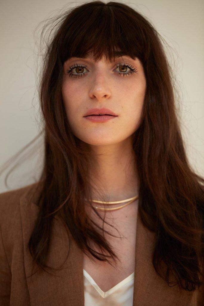 Io Donna make-up Roman Gasser Pilar Fogliati