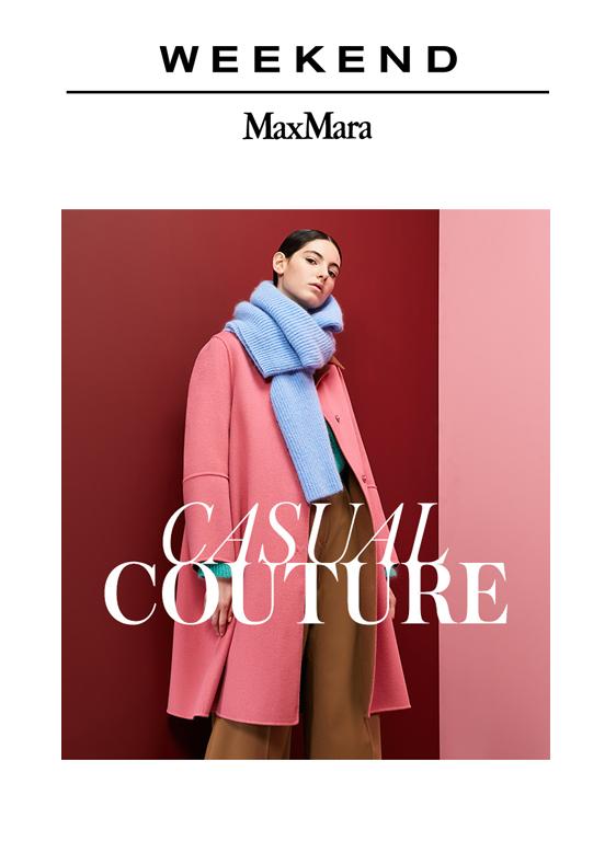 Weekend Max Mara Hair Daniel Manzini