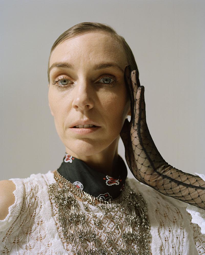 Vanity fair photographer Alessandro Furchino make-up Sissy Belloglio