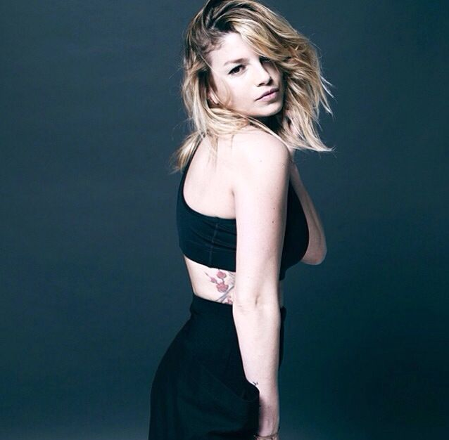 Io Donna make-up Roman Gasser Emma Marrone