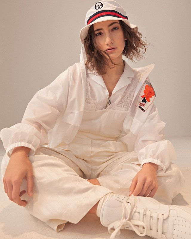 Marie Claire Italia photographer Marcello Arena make-up Sissy Belloglio