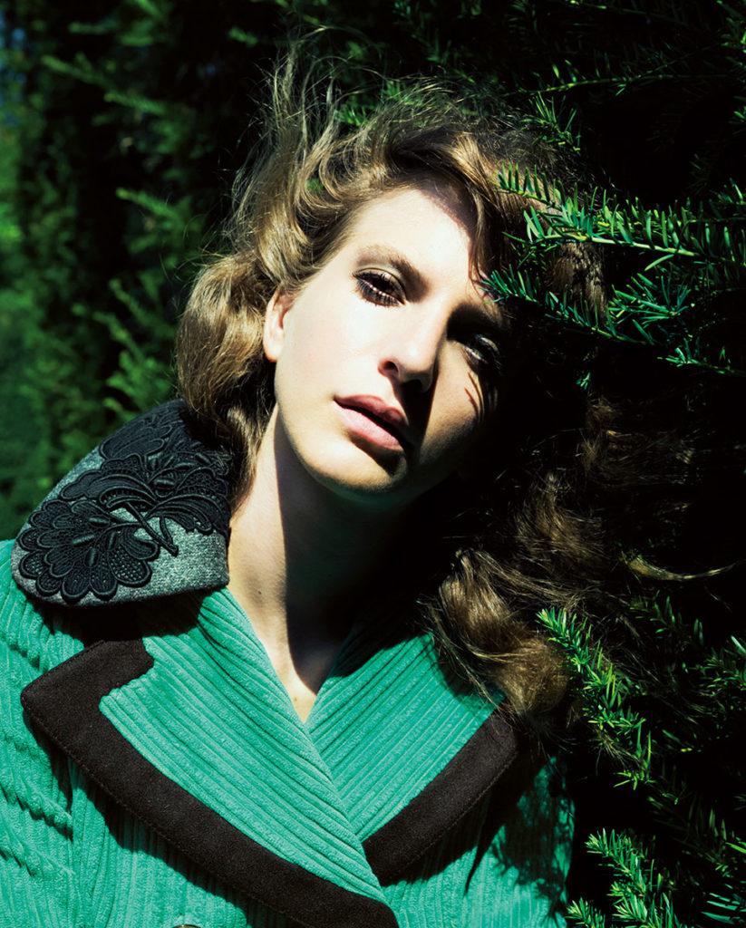 Io Donna - Photo by Toni Thorimbert hair Gianluca Guaitoli