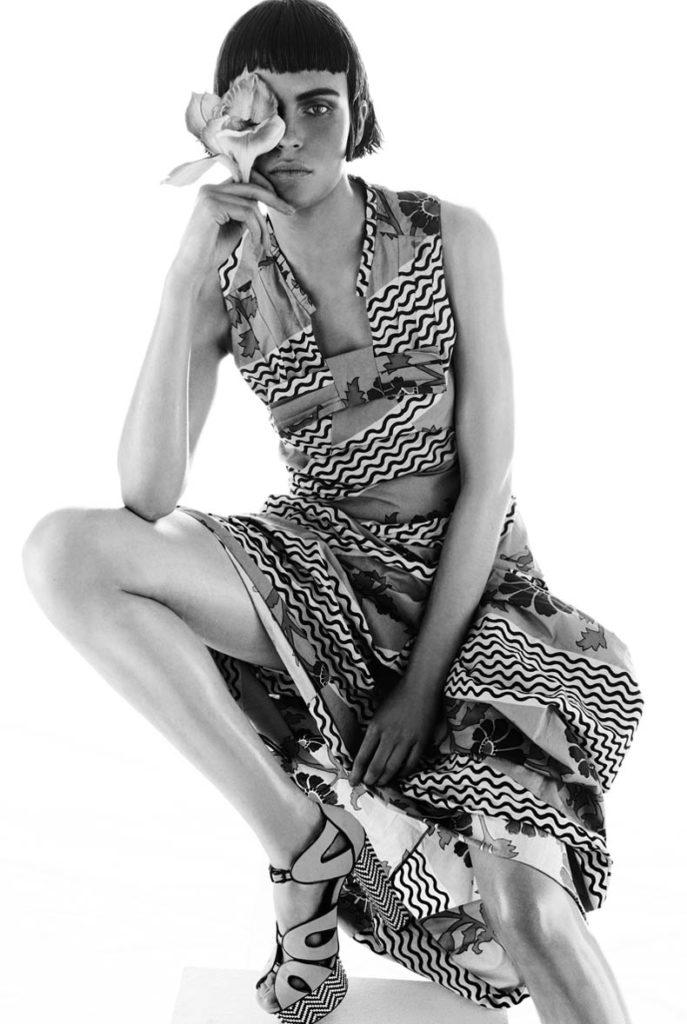 Urban magazine photographer Beamud Cortes make-up Sissy Belloglio