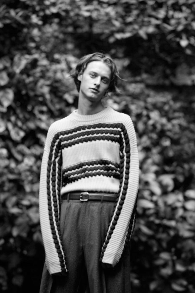 Sleek magazine photographer Carlotta Bertelli make-up Roman Gasser