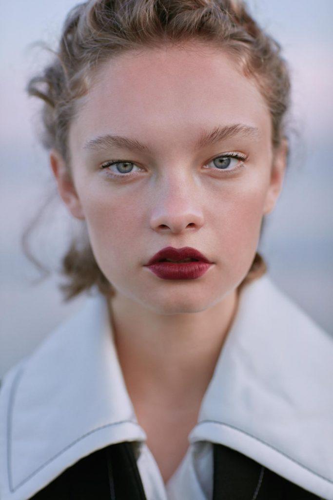 Io donna photographer Nicola De Rosa make-up Roman Gasser