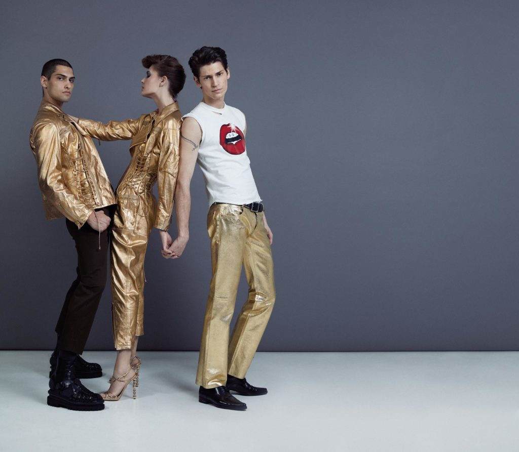 L'officiel Hommes Italia Photographer Julian Hargreaves Styling Giulio Martinelli