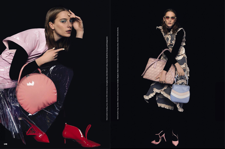 Vogue Accessory Hair Daniel Manzini