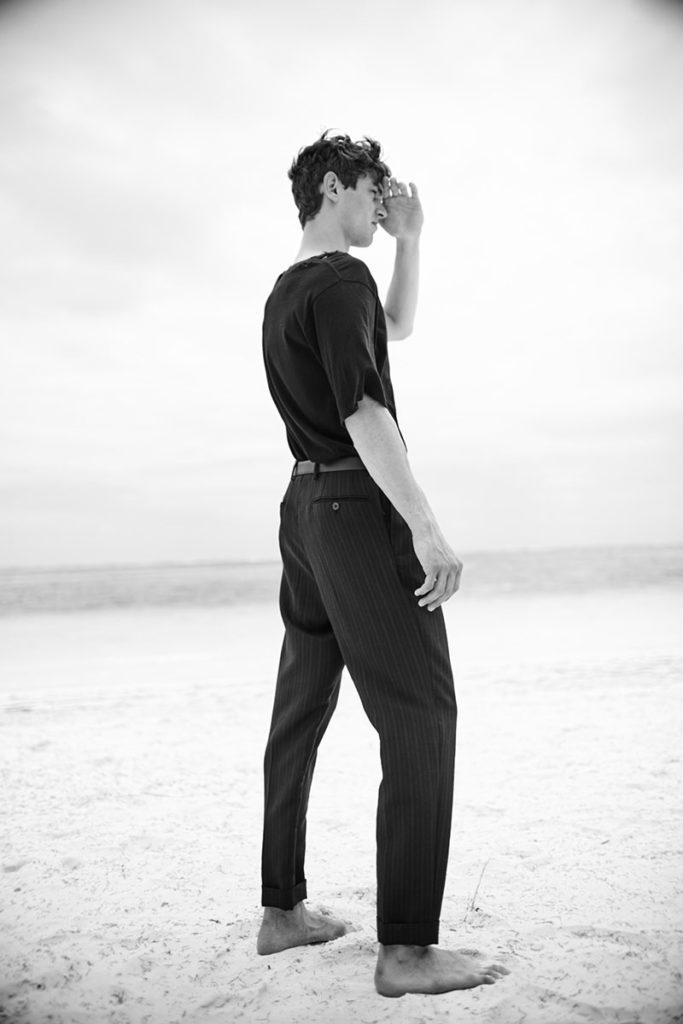 L'Officiel Homme Spain photographer Alan Chies portfolio editorial