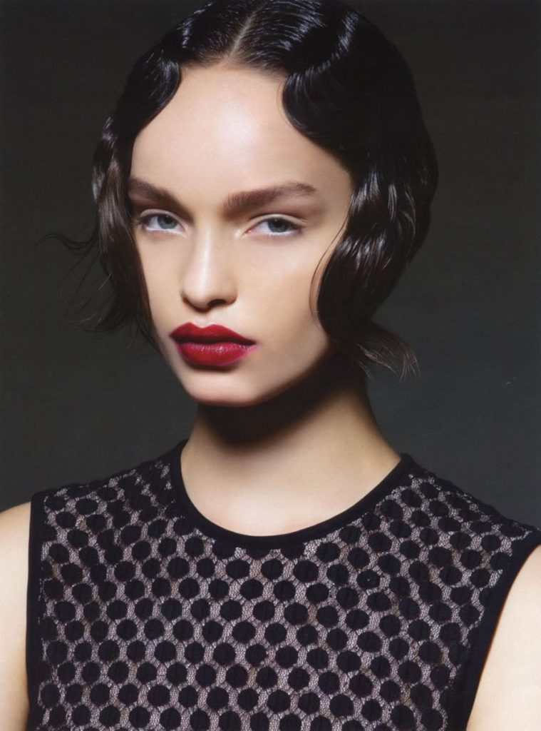 Viktor - magazine -  Hair stylist Stefano Gatti
