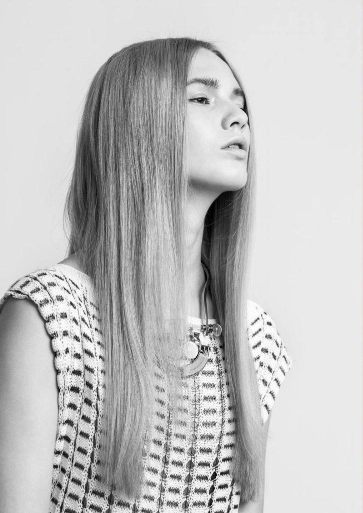 Red Milk - magazine - make up artist Karin Borromeo