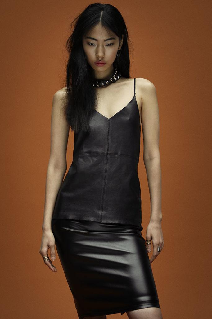 Park Hee Jong - Hair stylist Chiara Bussei - WMManagement