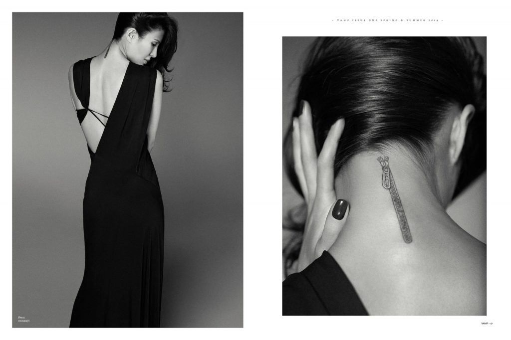 Vamp - Photographer Giampaolo Sgura - Hair stylist Davide Diodovich