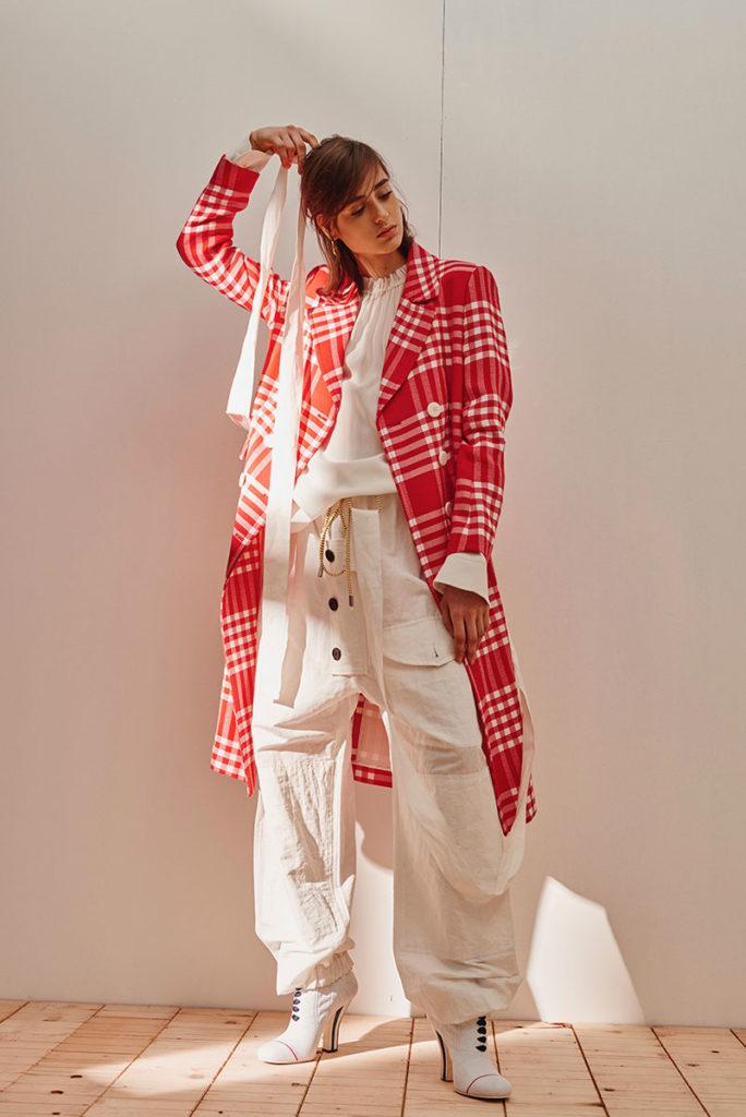 Io Donna - magazine - photographer Mattia Pasin - stylist Silvia Masciale - hair stylist Chiara Bussei