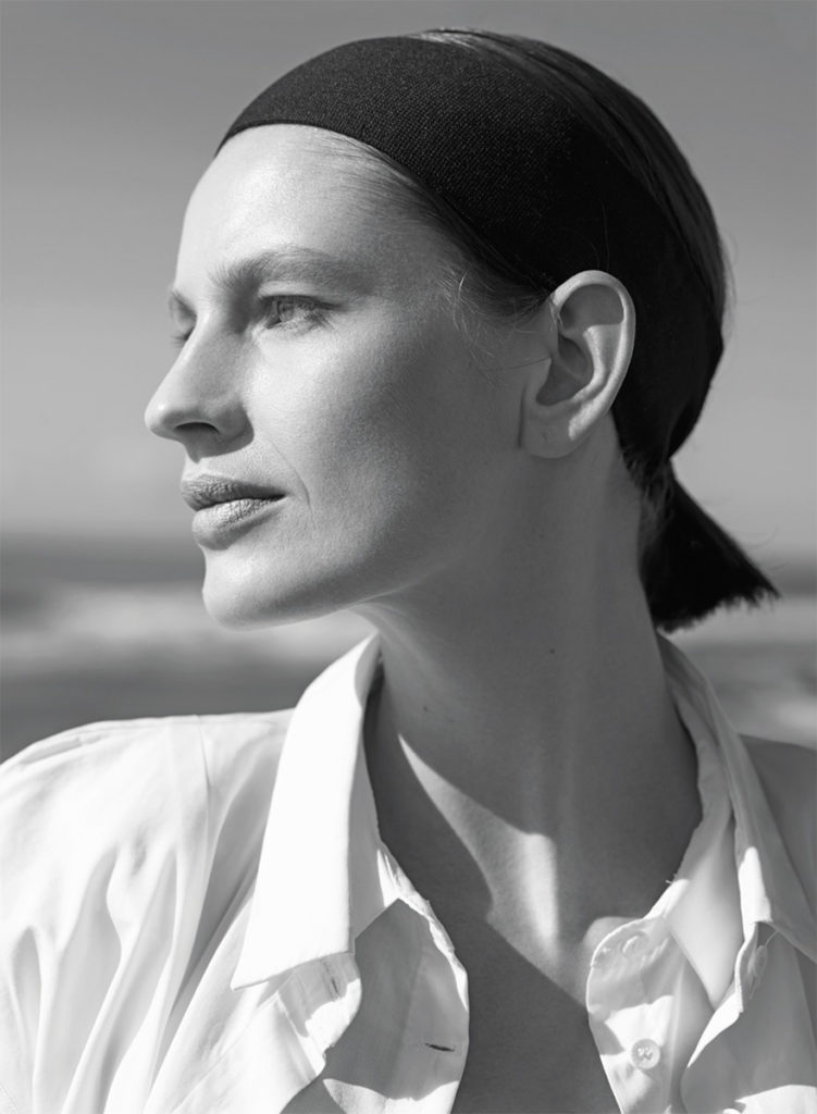 Io Donna - photographer Magnus Reed - make up artist Augusto Picerni