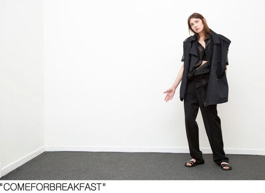 comeforbreakfast - advertising - make up artist Karin Borromeo -