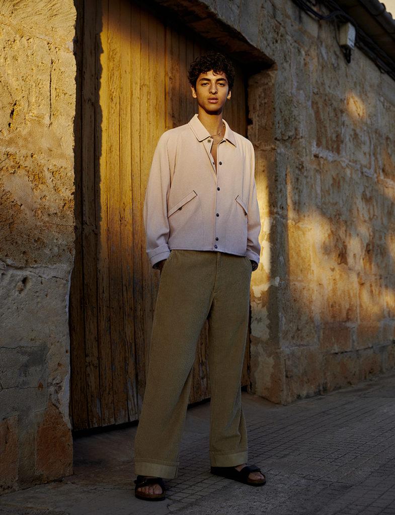 L'Officiel Hommes Spain - Magazine - Photographer Jorge Perez Ortiz