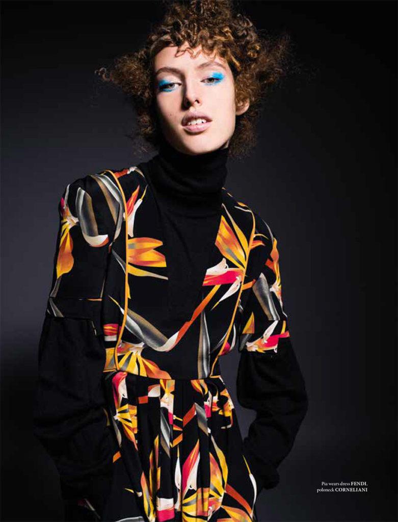 lampoon - photographer Daniele Rossi - make up Karin Borromeo