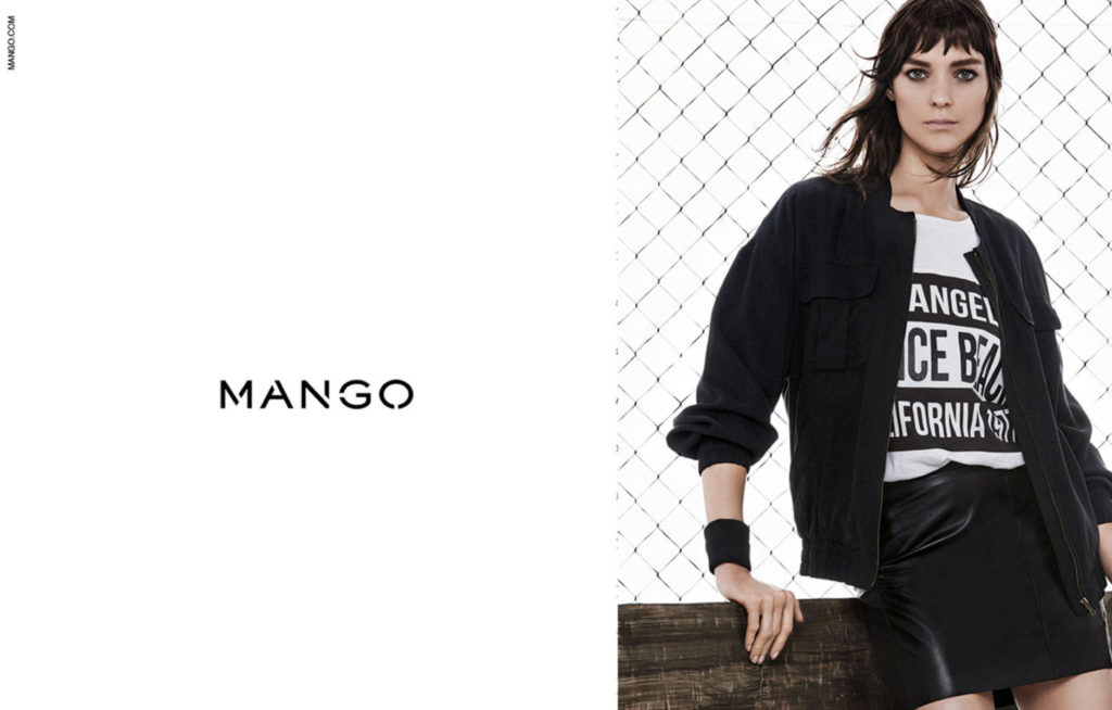 Mango sport ss2014 - advertising - Photographer Giampaolo Sgura - Hair Davide Diodovich
