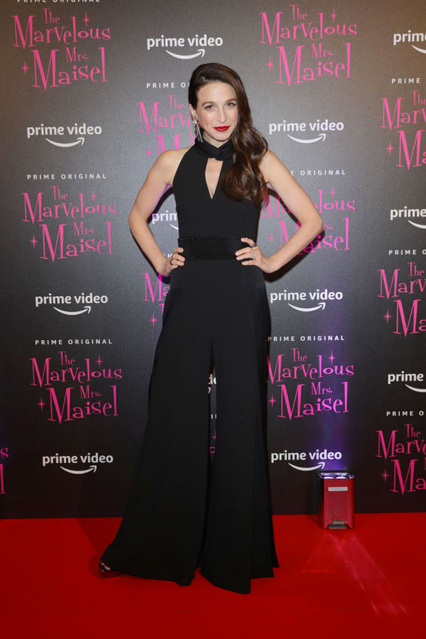 Marin Hinkle - event Milan - the marvelous mrs maisel - Netflix - Hair stylist  Davide Diodovich