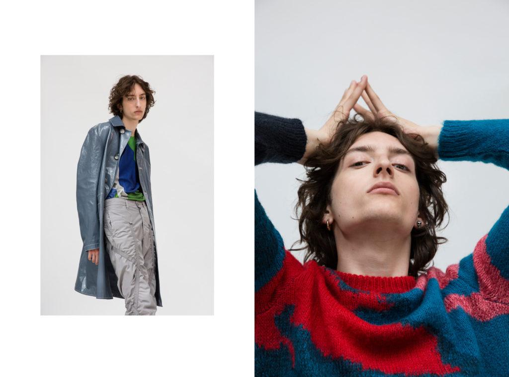 Man In Twon - magazine - Photographer Antonio Cafiero - make up Karin Borromeo