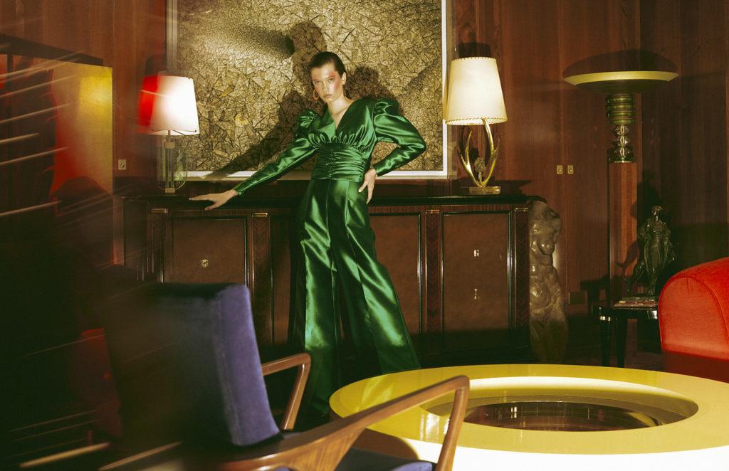 Design Scene - magazine - Photographer Fabio Leidi - Stylist Emily Lee