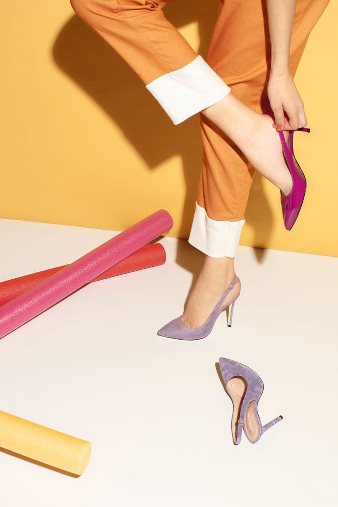 Pollini - Fashion stylist Giulia Meterangelis