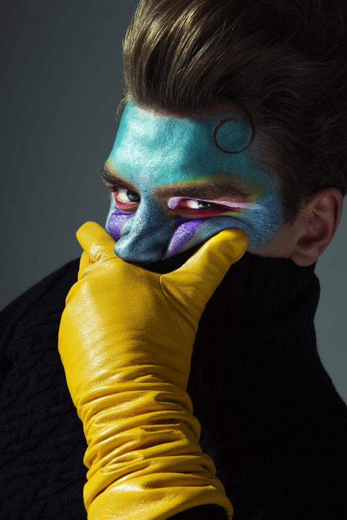 Lewis magazine - Photographer Umberto Gorra - make up Riccardo Morandin