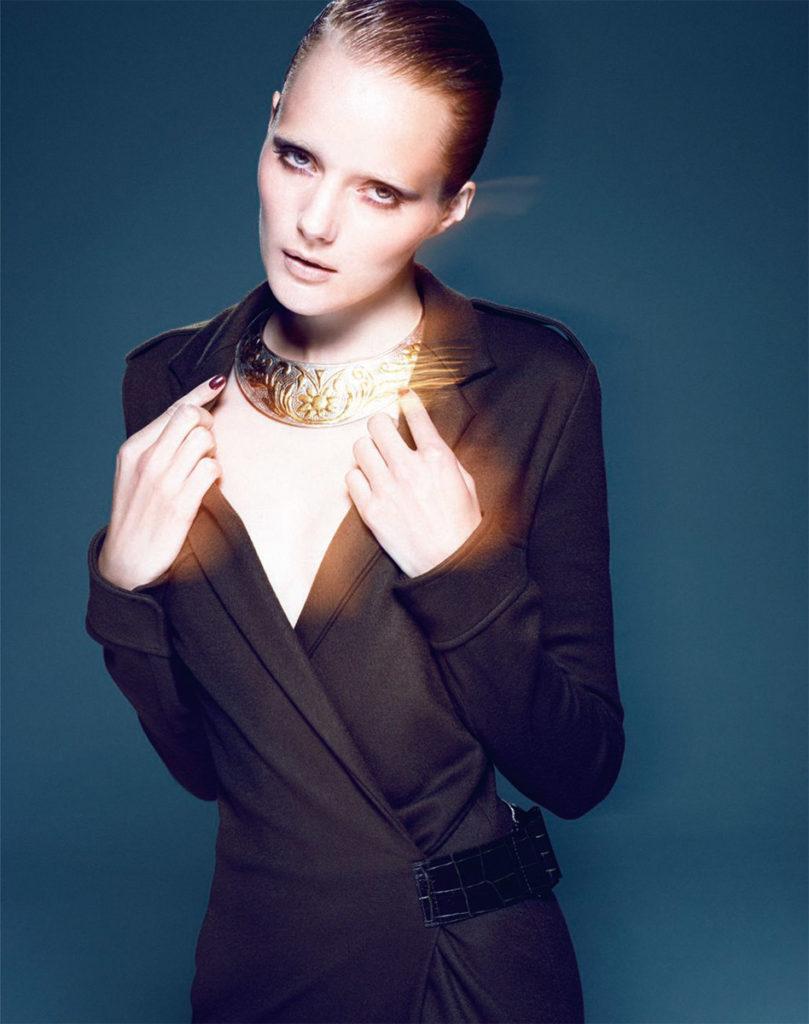 Gioia - magazine - Photographer Alvaro Beamud Cortes - make up Sissy Belloglio
