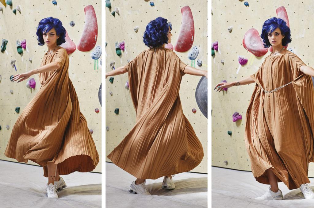 l'Office Italia - magazine - Photographer Fabio Leidi - Stylist Giulio Martinelli - Make Up Riccardo Morandin - Sita Abelan
