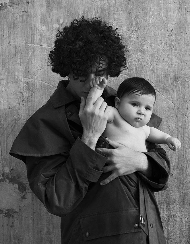 Fantastiche Visioni - Angelo Recchia - Photographer Emilio Tini - make up Riccardo Morandin