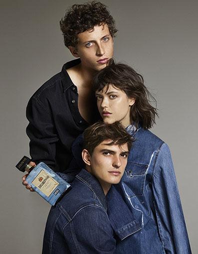Vogue Italia - Disaronno Diesel - Photo by Emilio Tini - Make Up Riccardo Morandin