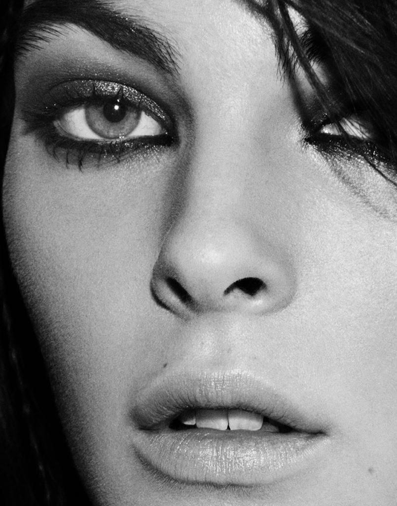 Grazia France - Vittoria Ceretti - Photographer Fabio Leidi