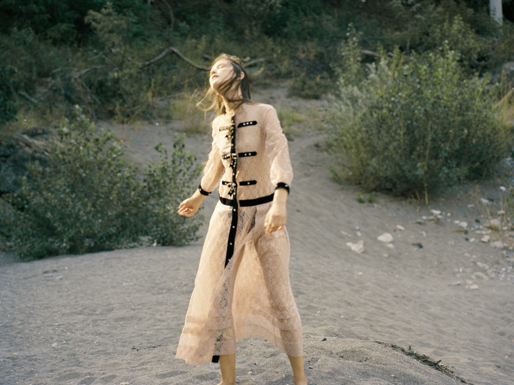 Polina - photographer Letizia Ragno