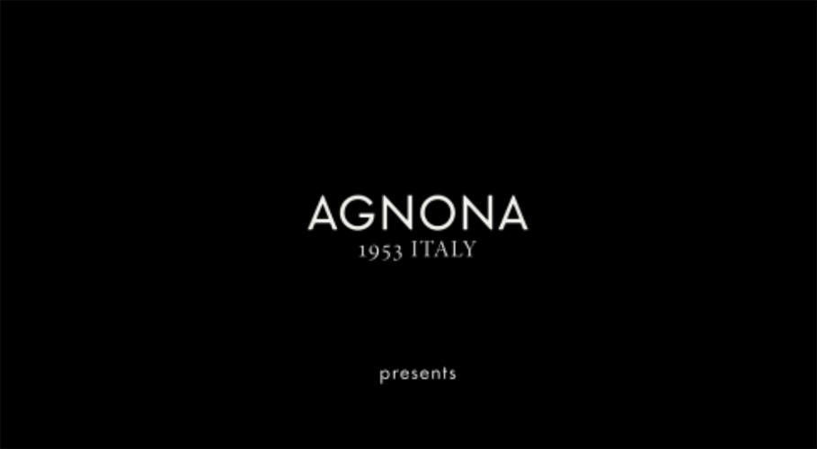 Agnona Film FW16 - Directed by Ferdinando Cito Filomarino - Model Malgosia Bela - Hair Davide Diodovich - manicure Carlotta Saettone