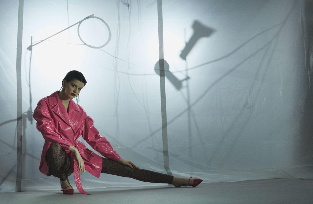 Numero Russia - Photographer Virgile Reboul - Stylist Giulia Meterangelis